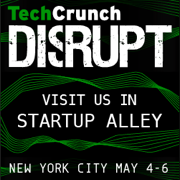 Going to TechCrunch Disrupt.