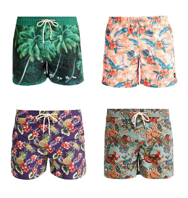 Tropical Swimwear for your Summer!