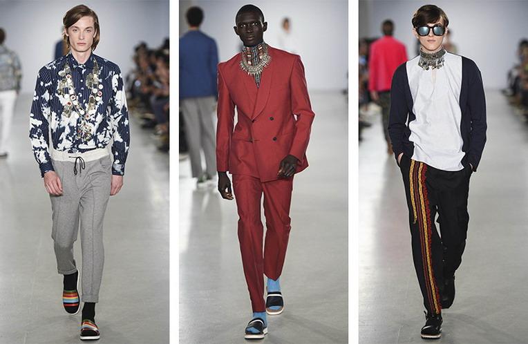 Eine Zusammenfassung der SS17 Men's Fashion Week