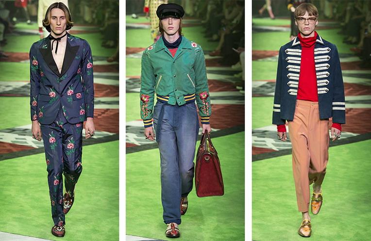 SS17 Men's Fashion Week Round-Up