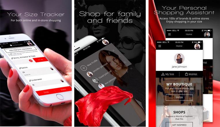 eyefitu mobile app