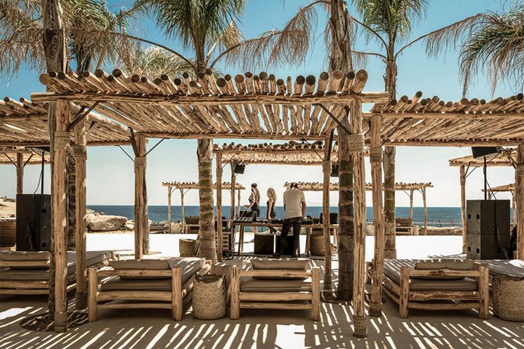 scorpios mykonos beach club 16