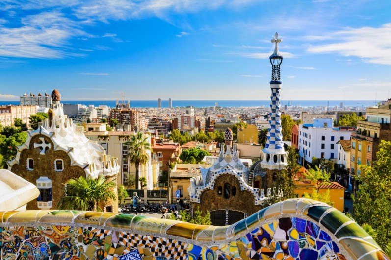 Barcelona: Sights and Style