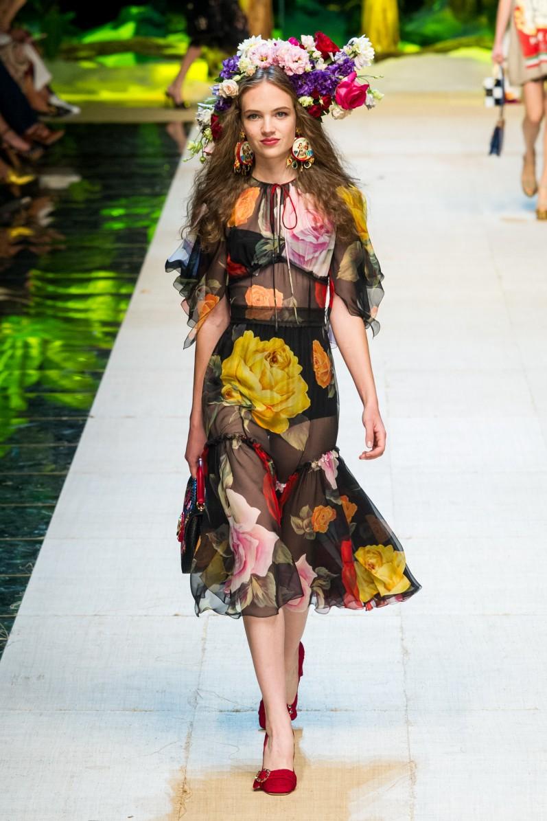 Dolce & Gabbana/ SS17