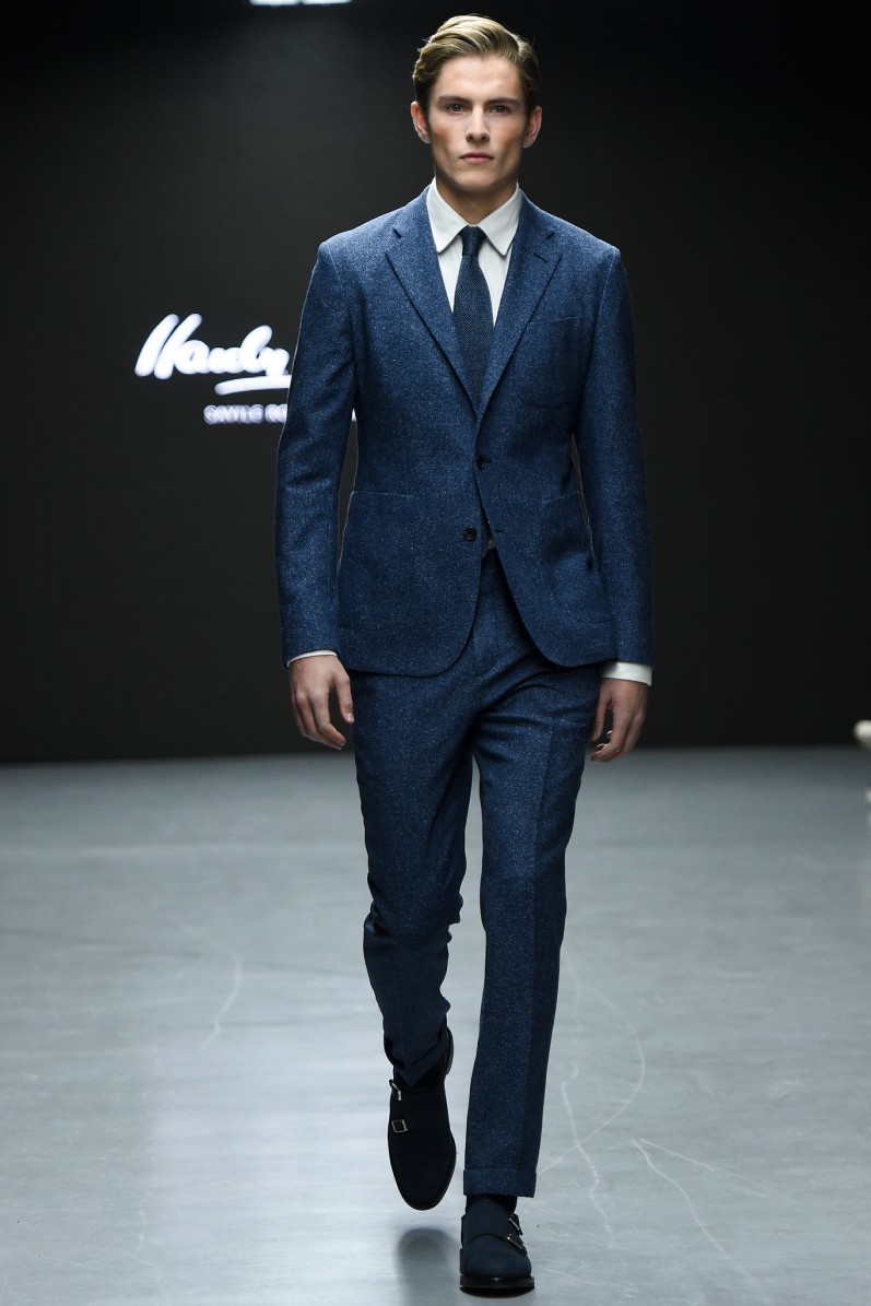 Hardy Amies Suits/ AW16