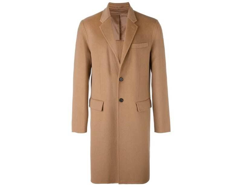 On EyeFitU Joseph single breasted coat
