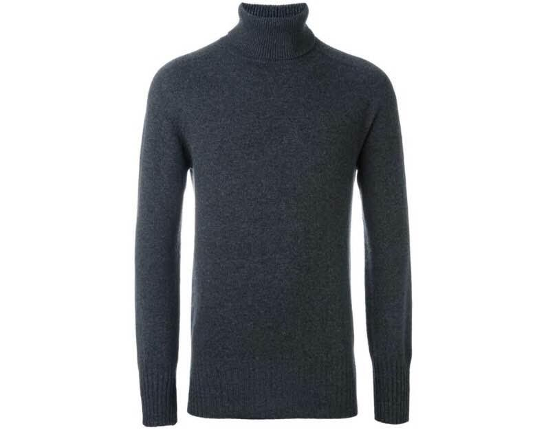 On EyeFitU TOMAS MAIER classic roll neck jumper