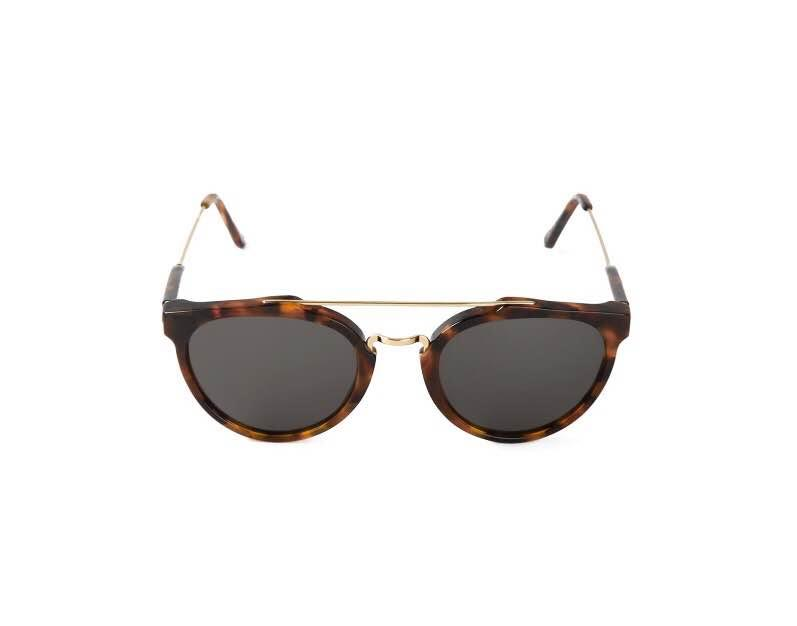 On EyeFitU Retrosuperfuture Giaguaro sunglasses