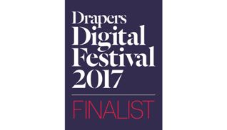 Drapers Digital Awards 2017: Shortlisted as Best App