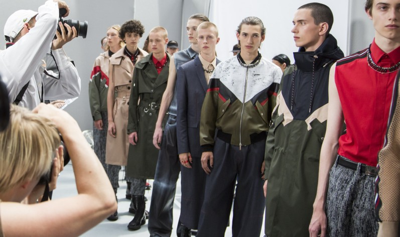 Men's Top Trends from PFW