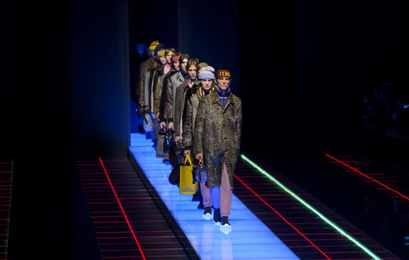 Milan Fashion Week for the boys