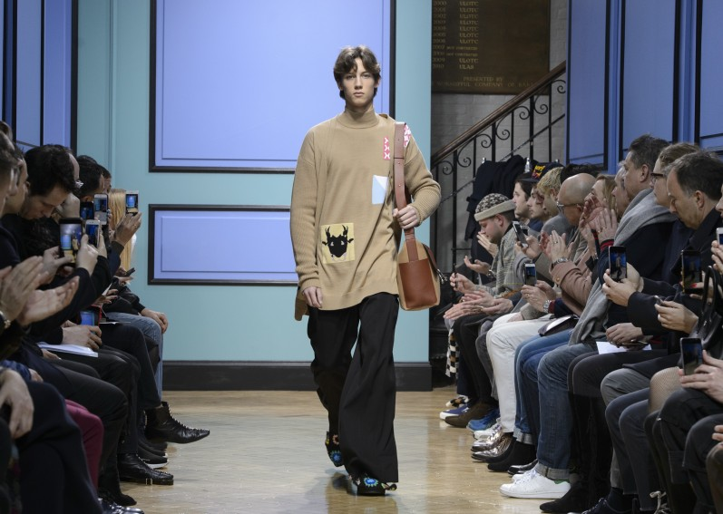 Trends straight from London Collections: Men