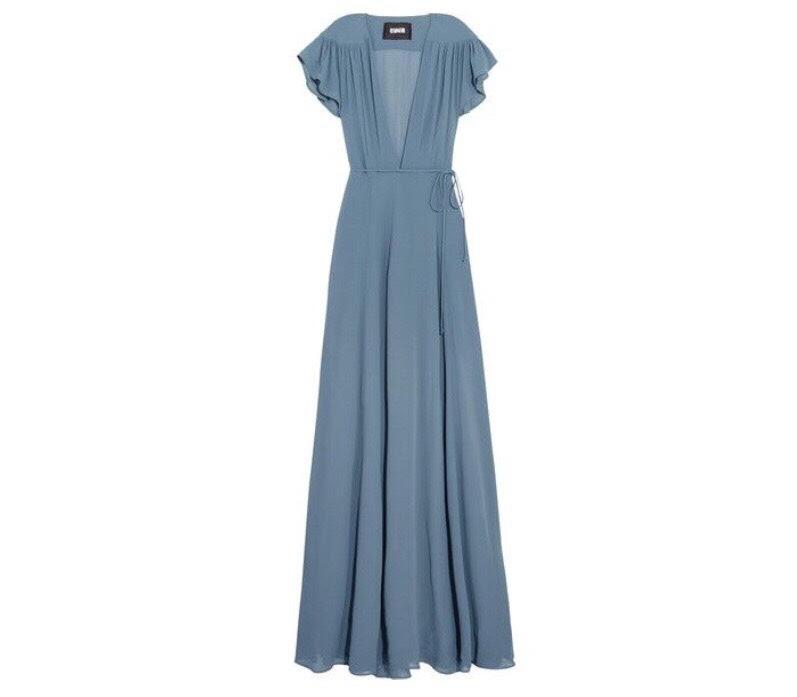 slit dress coachella