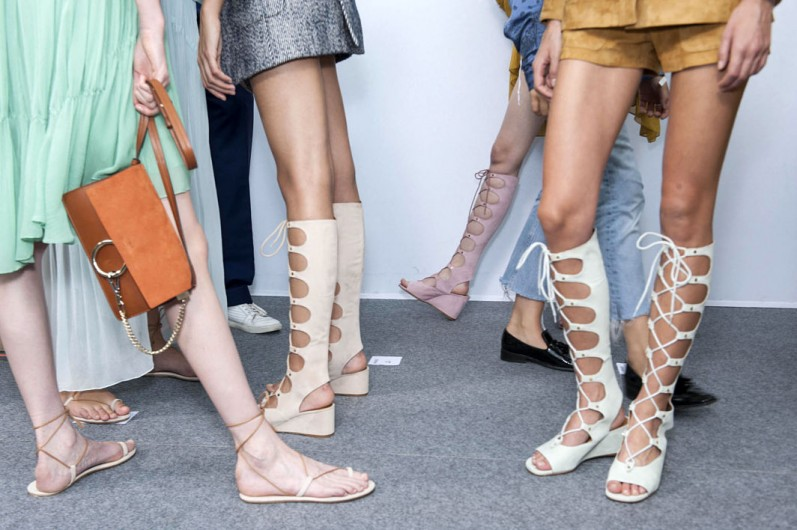 Your Summer Sandal Update