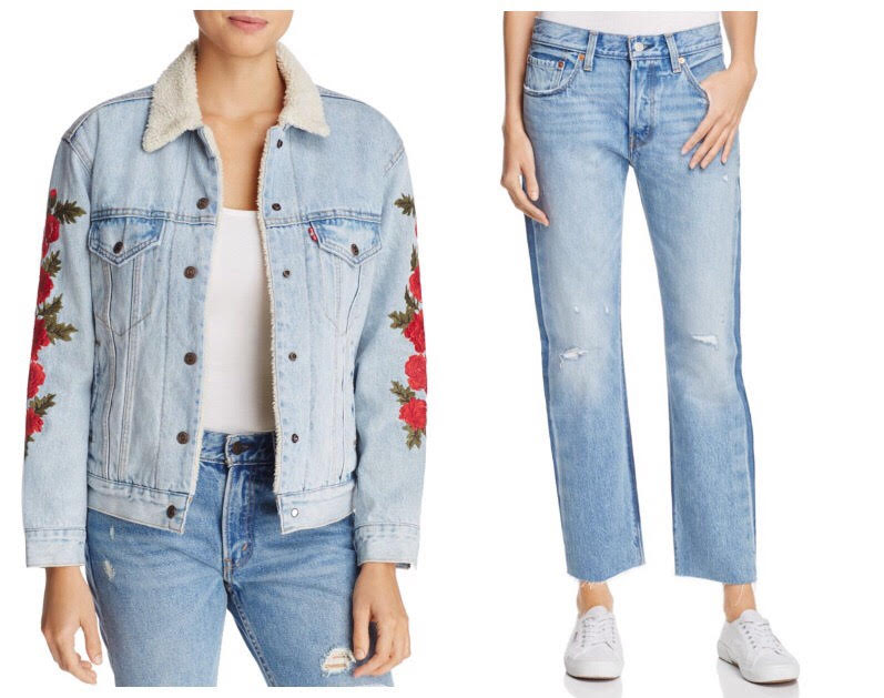 denim look women levis