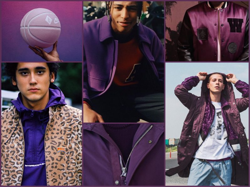 Pantone's Purple and more for your new year wardrobe