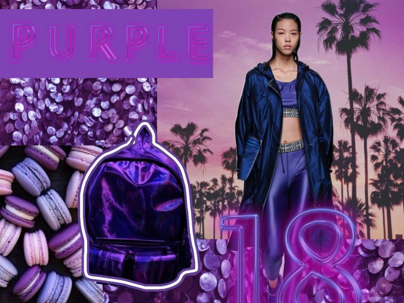 How to wear Purple, Pantone's Color of the Year 2018