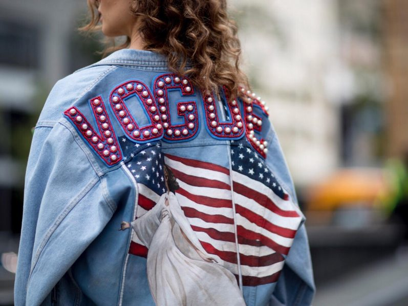 Latest obsession: SS18 denim