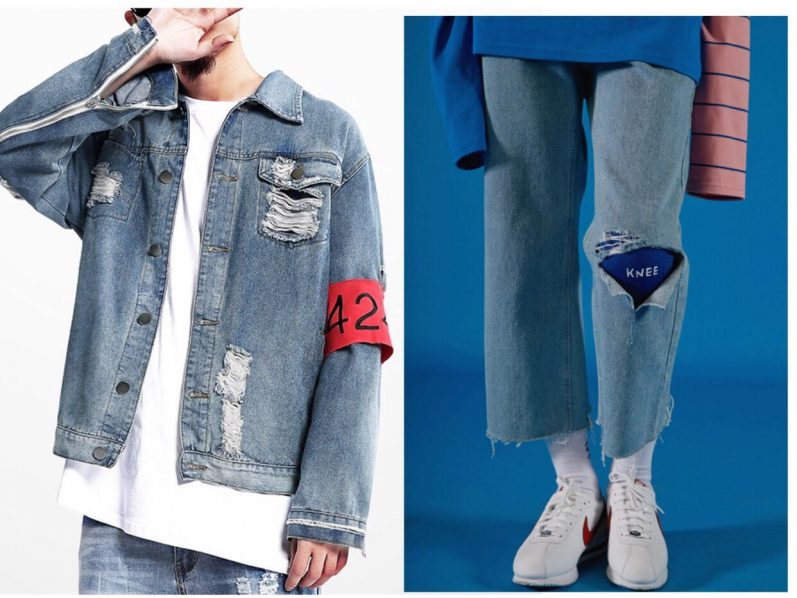 SS18 denim you need now, not later