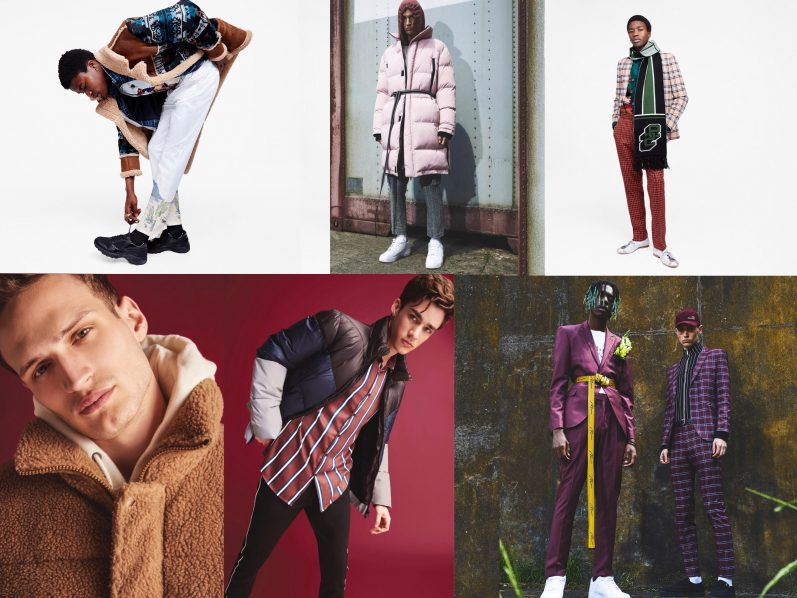 River Island, ASOS and BoohooMAN Top Picks for AW 18/19