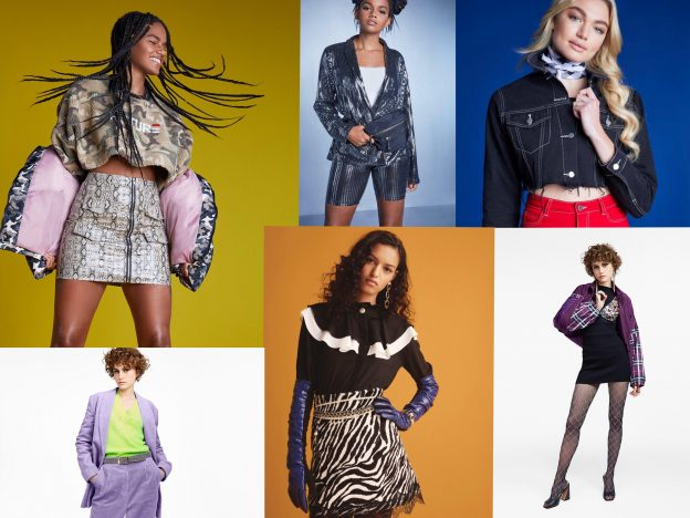 Best of ASOS, Boohoo and River Island for AW 18/19