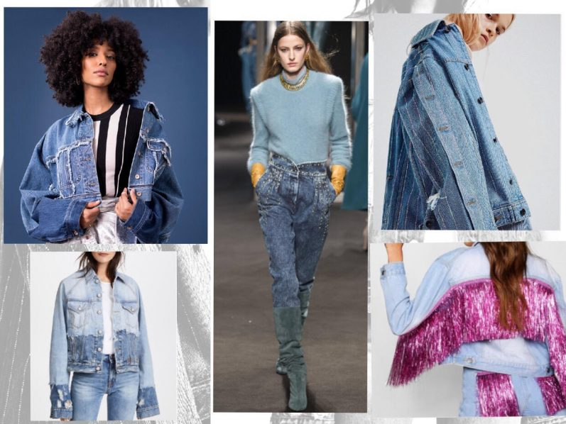 The New Denim: Key Looks for AW 18/19